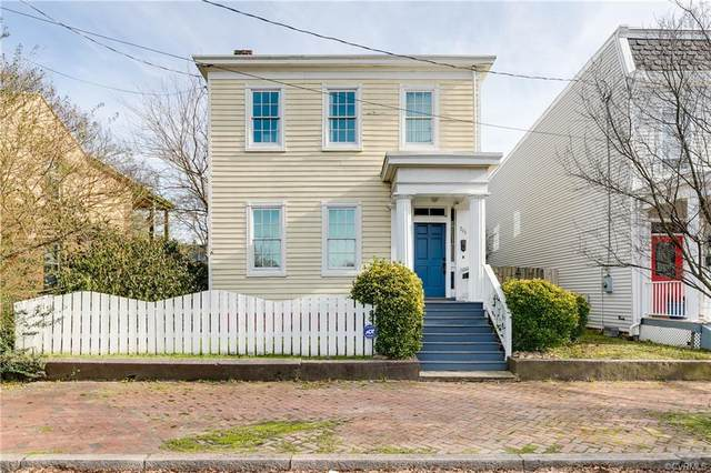 711 N 26th Street, Richmond, VA 23223 (MLS #2024316) :: The RVA Group Realty