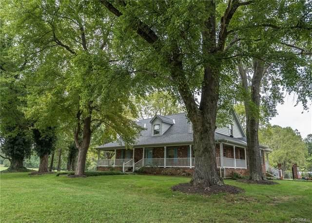 2120 Ballsville Road, Powhatan, VA 23139 (MLS #2024319) :: The RVA Group Realty