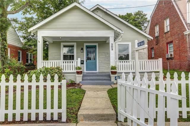 202 W 29th Street, Richmond, VA 23225 (MLS #2024336) :: Small & Associates