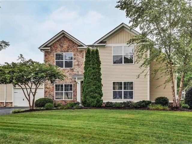 210 Pumpkin Place #210, Chesterfield, VA 23236 (MLS #2024356) :: Treehouse Realty VA