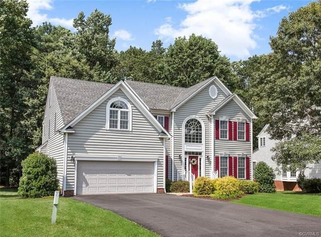 9396 Roseland Court, Mechanicsville, VA 23116 (MLS #2024370) :: Small & Associates