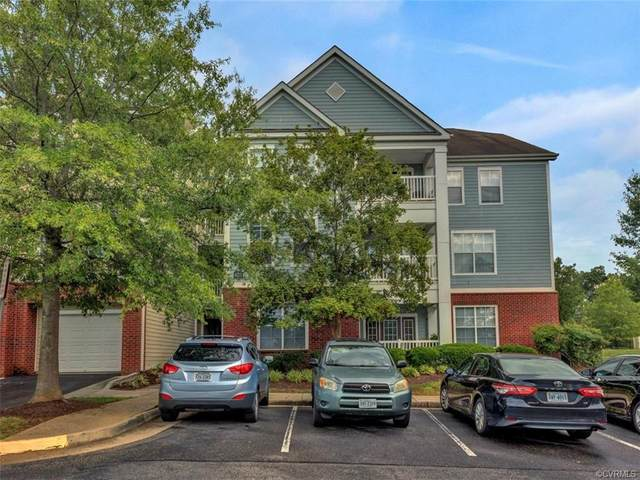 621 Fern Meadow Loop #307, Midlothian, VA 23114 (MLS #2024399) :: Small & Associates