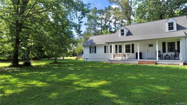 8149 Beatties Mill Road, Mechanicsville, VA 23111 (MLS #2024412) :: Small & Associates