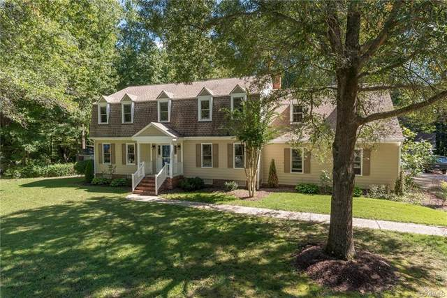 8404 Brittewood Circle, Mechanicsville, VA 23116 (MLS #2024435) :: Treehouse Realty VA