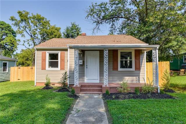 9 W 31st Street, Richmond, VA 23225 (MLS #2024438) :: The RVA Group Realty