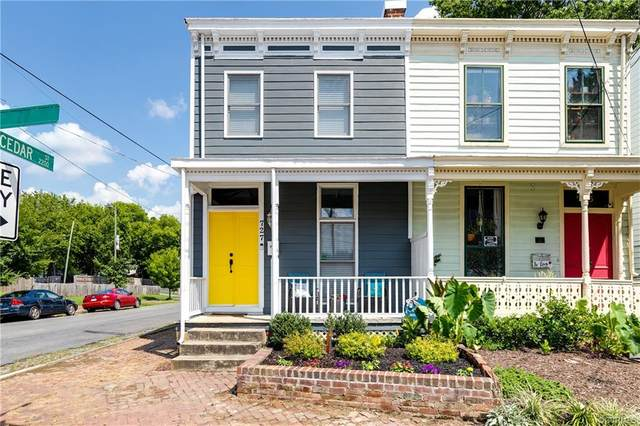 727 N 22nd Street, Richmond, VA 23223 (MLS #2024446) :: Small & Associates