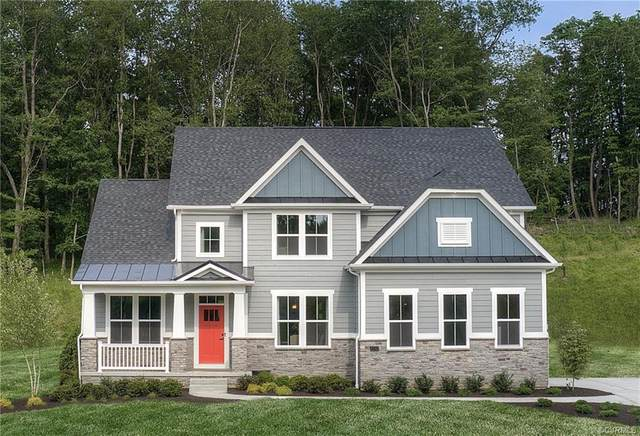 9152 Garrison Manor Drive, Mechanicsville, VA 23116 (MLS #2024448) :: The RVA Group Realty