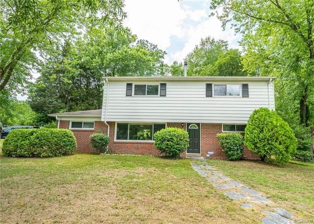9401 Farmington Drive, Henrico, VA 23229 (MLS #2024453) :: Treehouse Realty VA