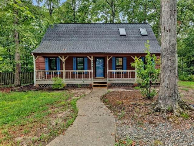 12406 Sandbag Circle, Midlothian, VA 23113 (MLS #2024487) :: Small & Associates