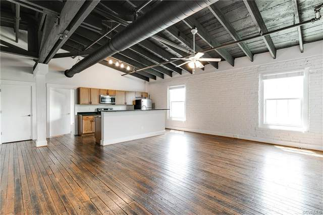 407 S Cherry Street #304, Richmond, VA 23220 (MLS #2024489) :: Small & Associates