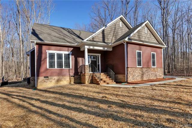 9706 Adkins Village Lane, Chesterfield, VA 23236 (MLS #2024498) :: The RVA Group Realty