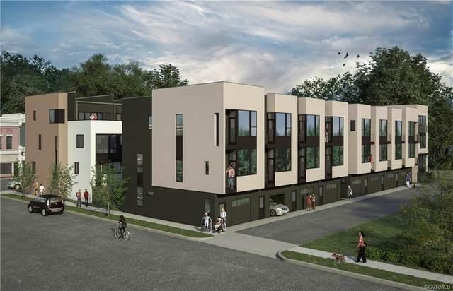 2215 Uptown Alley, Richmond, VA 23220 (MLS #2024540) :: Small & Associates