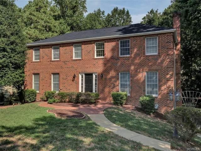 9030 Ivybridge Crossing, North Chesterfield, VA 23236 (MLS #2024558) :: Treehouse Realty VA