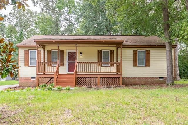 6307 Leisure Terrace, Chesterfield, VA 23237 (MLS #2024597) :: Small & Associates