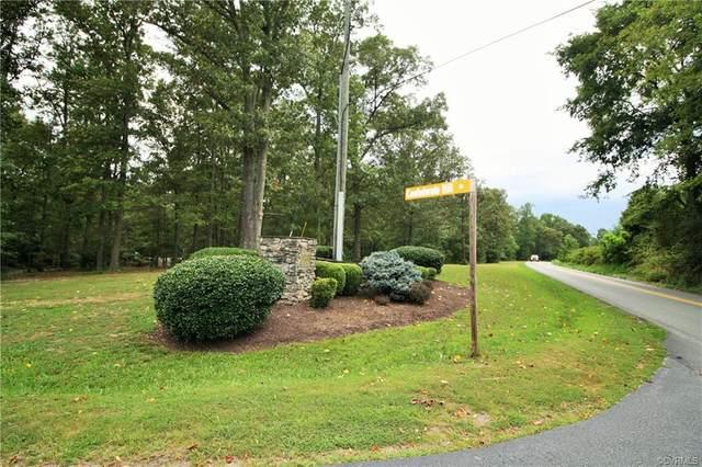 6509 Confederate Hills Drive, Mechanicsville, VA 23111 (MLS #2024637) :: Treehouse Realty VA