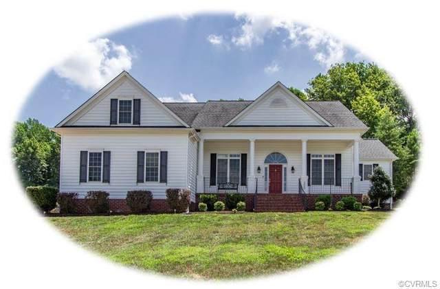 300 Marks Pond Way, Williamsburg, VA 23188 (#2024638) :: Abbitt Realty Co.