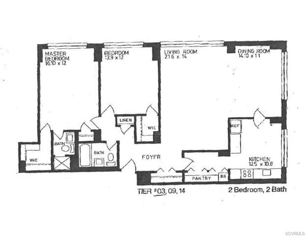 5100 Monument Avenue #1009, Richmond, VA 23230 (MLS #2024674) :: The RVA Group Realty
