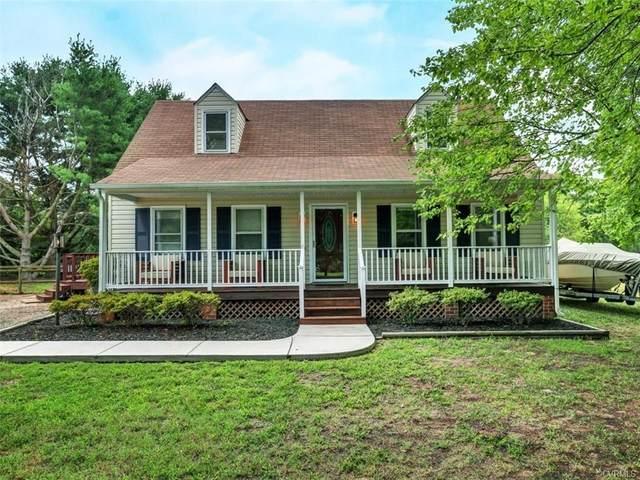 7401 Melissa Paige Circle, Mechanicsville, VA 23111 (MLS #2024748) :: Treehouse Realty VA
