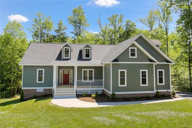 12113 Longtown Drive, Chesterfield, VA 23832 (MLS #2024817) :: The RVA Group Realty