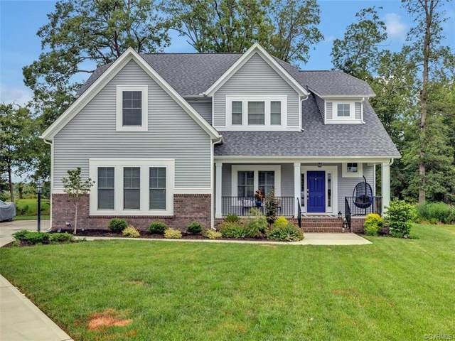 11901 Helmway Court, Chester, VA 23836 (MLS #2024847) :: The RVA Group Realty