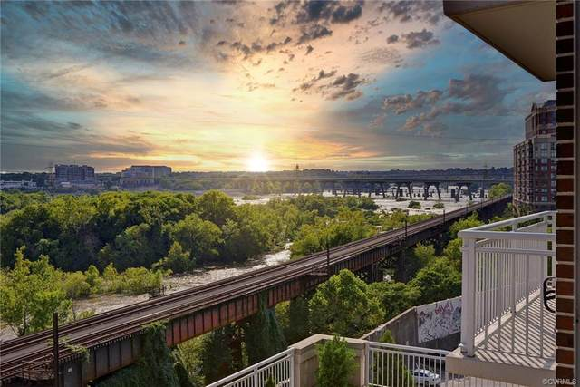 301 Virginia Street U706, Richmond, VA 23219 (MLS #2024943) :: Treehouse Realty VA