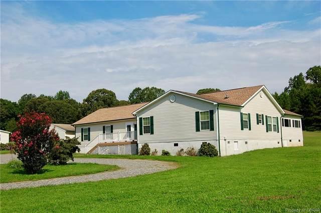 72 Pebble Road, Wicomico Church, VA 22473 (MLS #2025031) :: The Redux Group