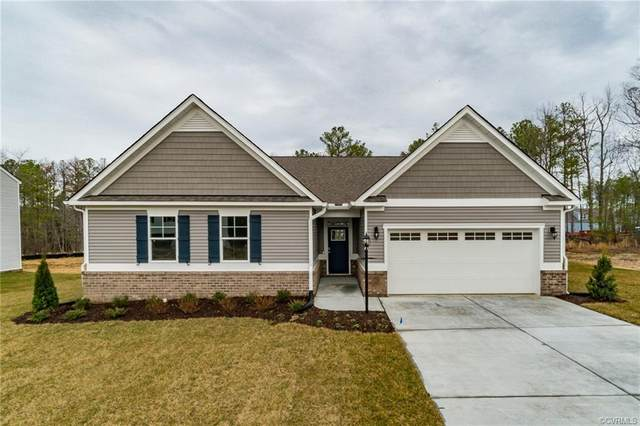 11913 Longtown Drive, Midlothian, VA 23112 (MLS #2025042) :: The RVA Group Realty