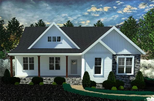 3640 W Rocketts Ridge Road, Sandy Hook, VA 23153 (MLS #2025122) :: The Redux Group