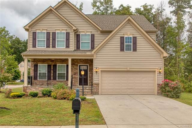 3742 Gleaming Drive, Chesterfield, VA 23237 (MLS #2025137) :: The RVA Group Realty