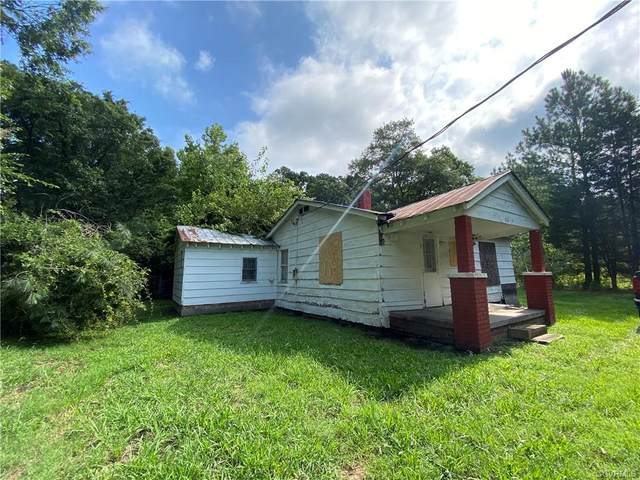 3618 Dupuy Road, South Chesterfield, VA 23803 (MLS #2025179) :: The Redux Group