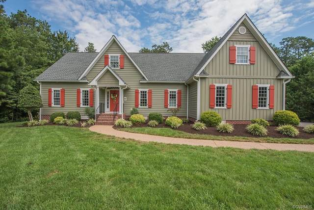 8218 Ravenna Terrace, Chesterfield, VA 23838 (MLS #2025234) :: The RVA Group Realty