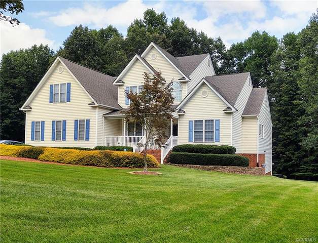 14431 Woodland Hill Drive, South Chesterfield, VA 23834 (MLS #2025321) :: The Redux Group