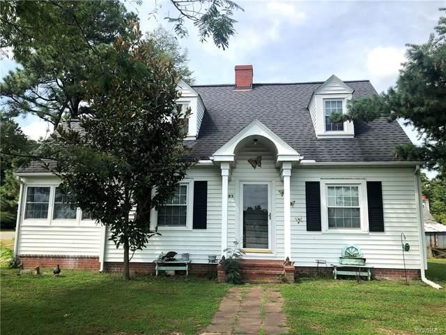 271 Hamilton Boulevard, Warsaw, VA 22572 (MLS #2025346) :: Treehouse Realty VA