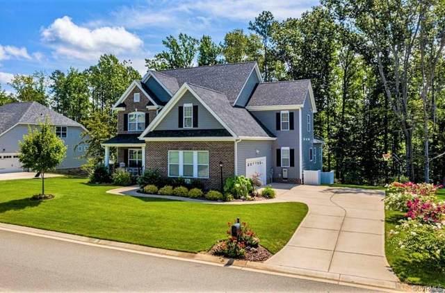 3081 Ponderosa Pine Lane, Quinton, VA 23141 (MLS #2025421) :: The Redux Group