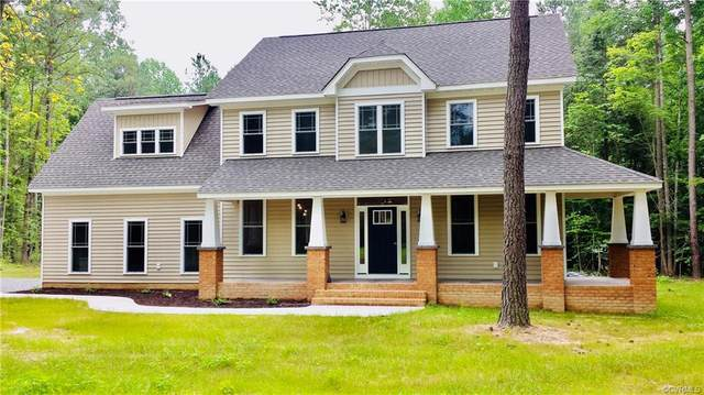 0 Oakcastle Way, Mechanicsville, VA 23116 (MLS #2025474) :: Small & Associates