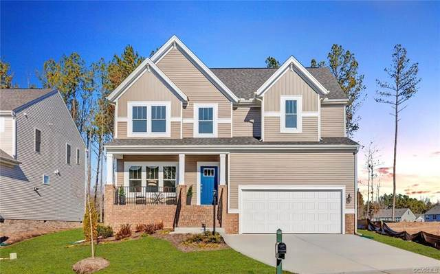 15606 Tallion Court, Moseley, VA 23832 (MLS #2025587) :: Treehouse Realty VA