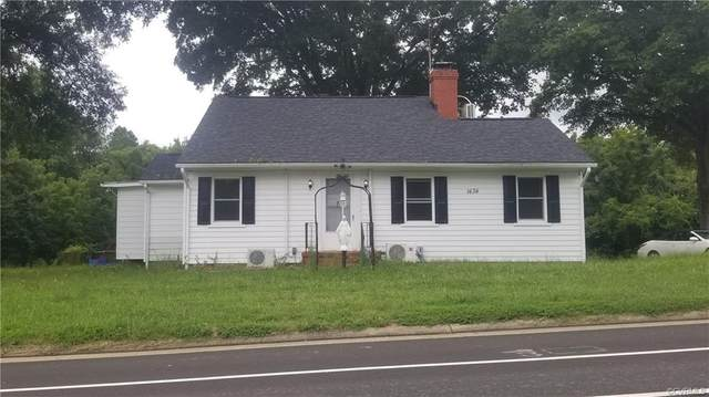 1434 Turner Road, North Chesterfield, VA 23225 (MLS #2025638) :: Treehouse Realty VA