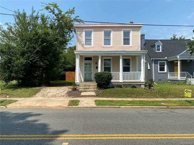 2617 Bainbridge Street, Richmond, VA 23225 (MLS #2025834) :: The Redux Group