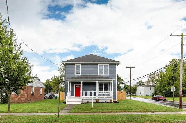 1820 Maury Street, Richmond, VA 23224 (MLS #2025959) :: The Redux Group