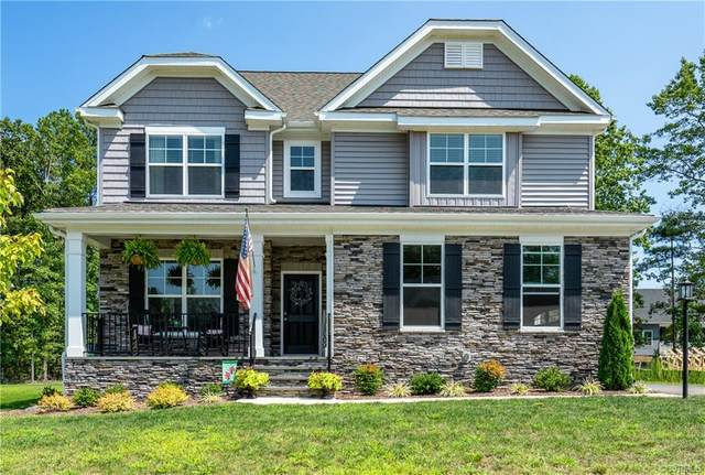 8213 Hartridge Drive, Chesterfield, VA 23832 (MLS #2025962) :: The RVA Group Realty