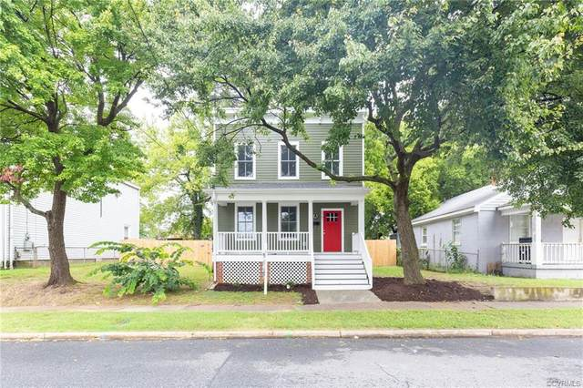 1707 Albany Avenue, Richmond, VA 23224 (MLS #2025973) :: The Redux Group
