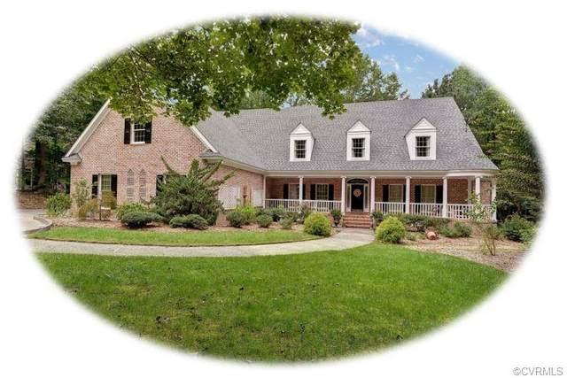 112 Walton Heath, Williamsburg, VA 23188 (MLS #2026042) :: The Redux Group