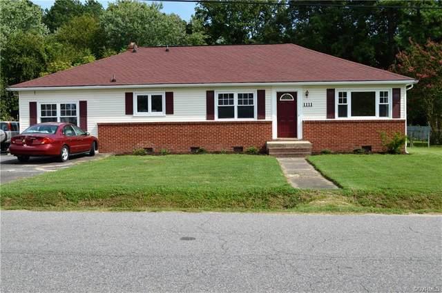1111 Smithfield Avenue, Hopewell, VA 23860 (MLS #2026113) :: The Redux Group