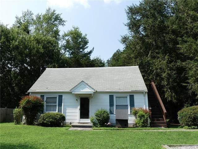 204 Fairgrounds Road, Farmville, VA 23901 (MLS #2026141) :: Treehouse Realty VA