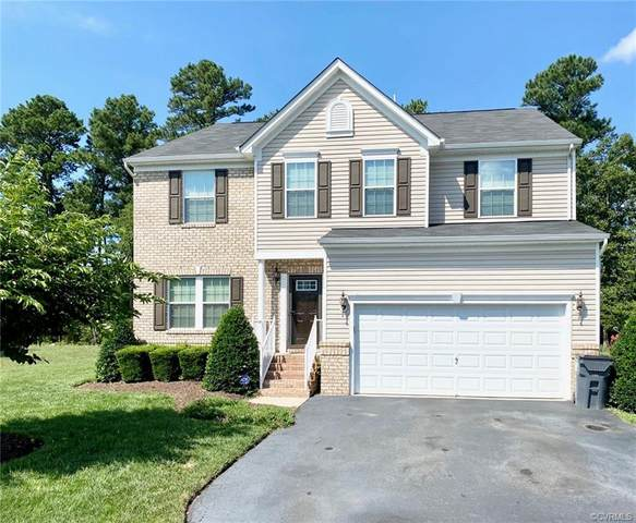 6100 Ironstone Drive, North Chesterfield, VA 23234 (MLS #2026195) :: The Redux Group
