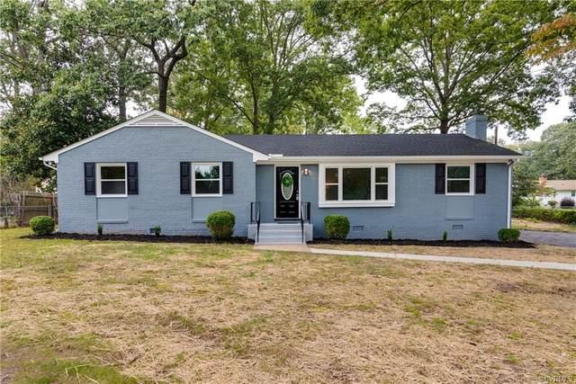 8620 Woodward Drive, North Chesterfield, VA 23236 (MLS #2026213) :: Small & Associates