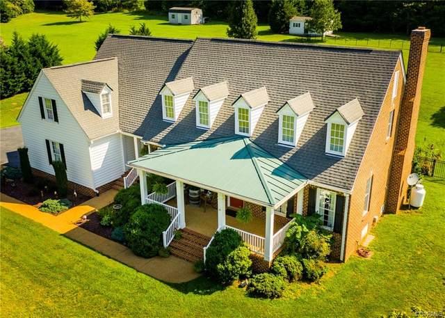 1411 Donavon Mill Lane, Powhatan, VA 23139 (MLS #2026295) :: The Redux Group