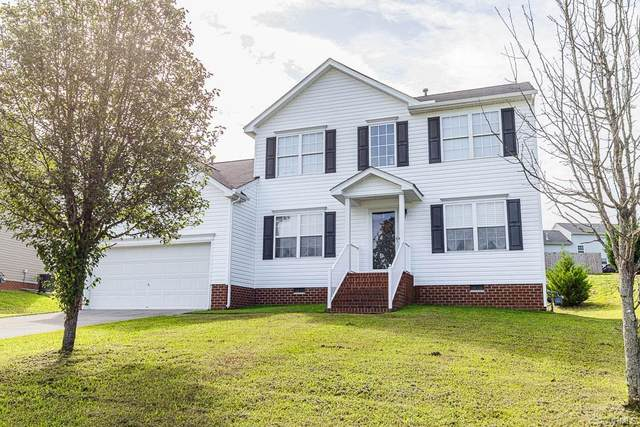 12719 Wensley Lane, Chester, VA 23831 (MLS #2026298) :: Treehouse Realty VA