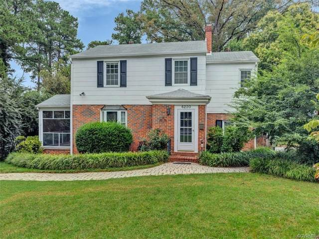 6220 W Franklin Street, Henrico, VA 23226 (MLS #2026337) :: The RVA Group Realty