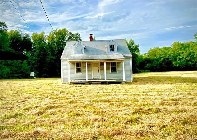 1097 Courthouse Road, Louisa, VA 23093 (MLS #2026362) :: Treehouse Realty VA